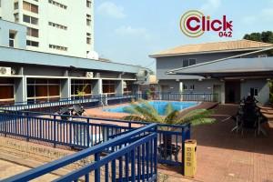 Universal Hotel Poolside Enugu