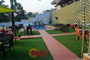 Hard Break Hotel Poolside Enugu