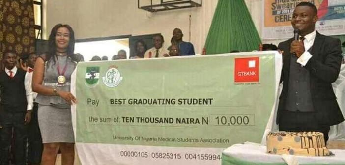 unn graduate N10000