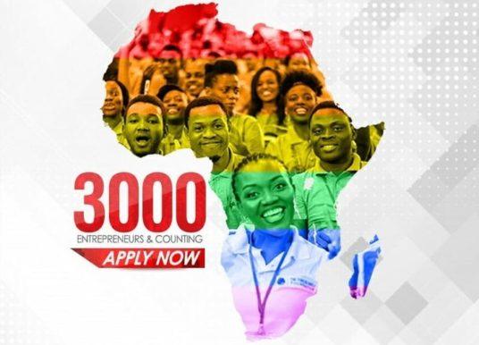 Win Up To $5000 In The Tony Elumelu Entrepreneurship Programme