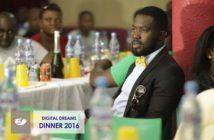 Chuks Edoga at Digital Dreams dinner 2016