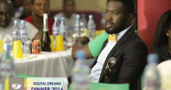 Chuks Edoga at Digital Dreams dinner 2016