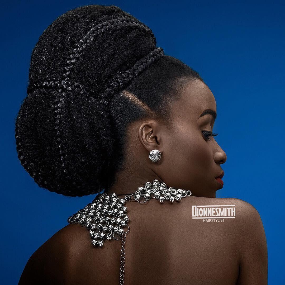 Bridal Hairstyles: 41 Wedding Hairstyles For Black Women ...