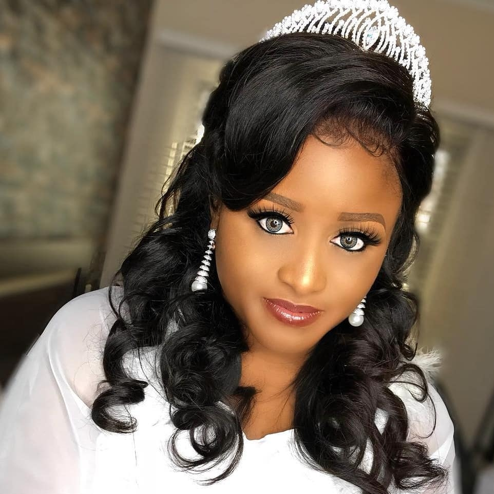 Bridal Hairstyles 41 Wedding Hairstyles For Black Women