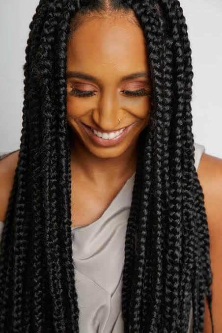 Hairstyles For Girls Black Box Braids 3