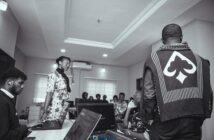 blueprint afric enugu team members candid shot